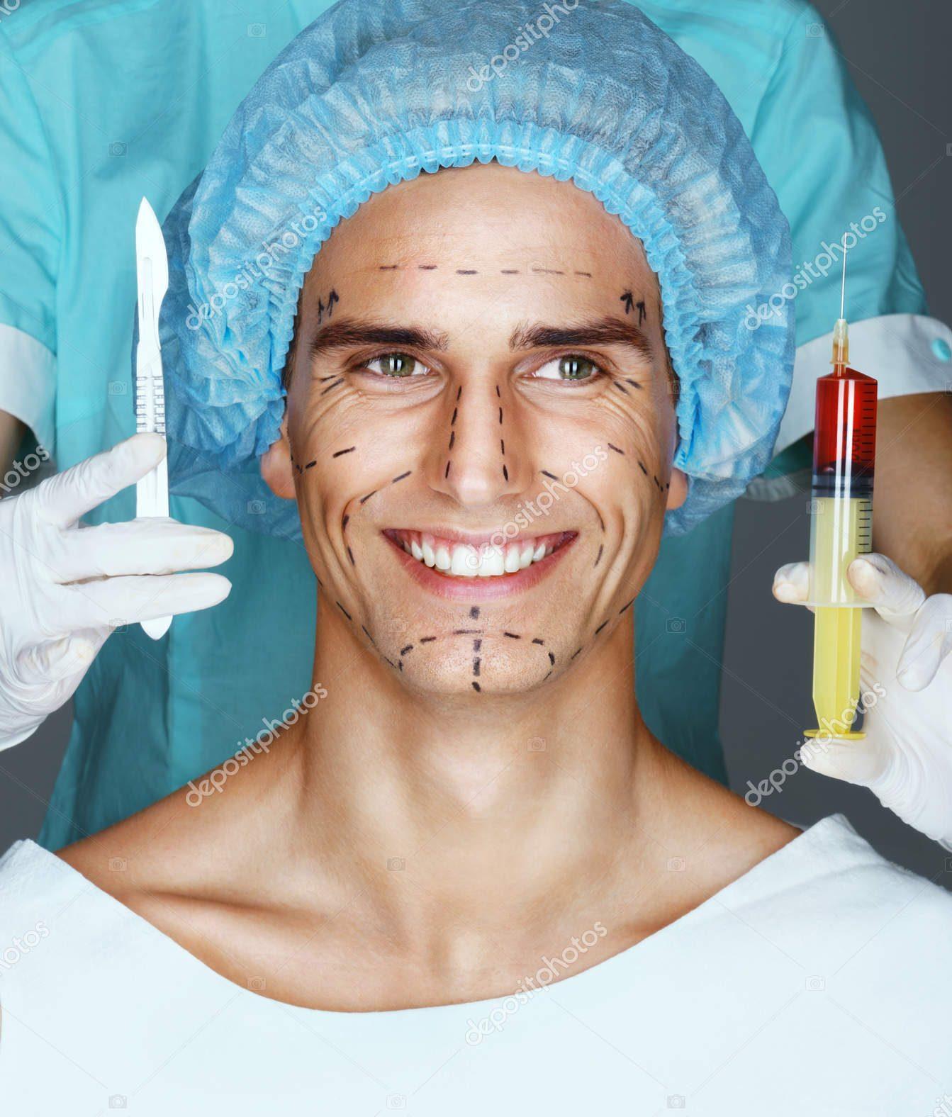 Chirurgie esthetique marseille homme