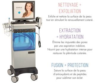 Promotion de la machine Hydrafacial à Marseille