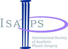 Logo de l'international Society of Aesthetic Surgery