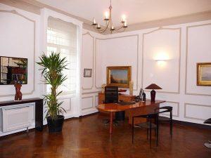 Bureau du Dr Courbier à Marseille